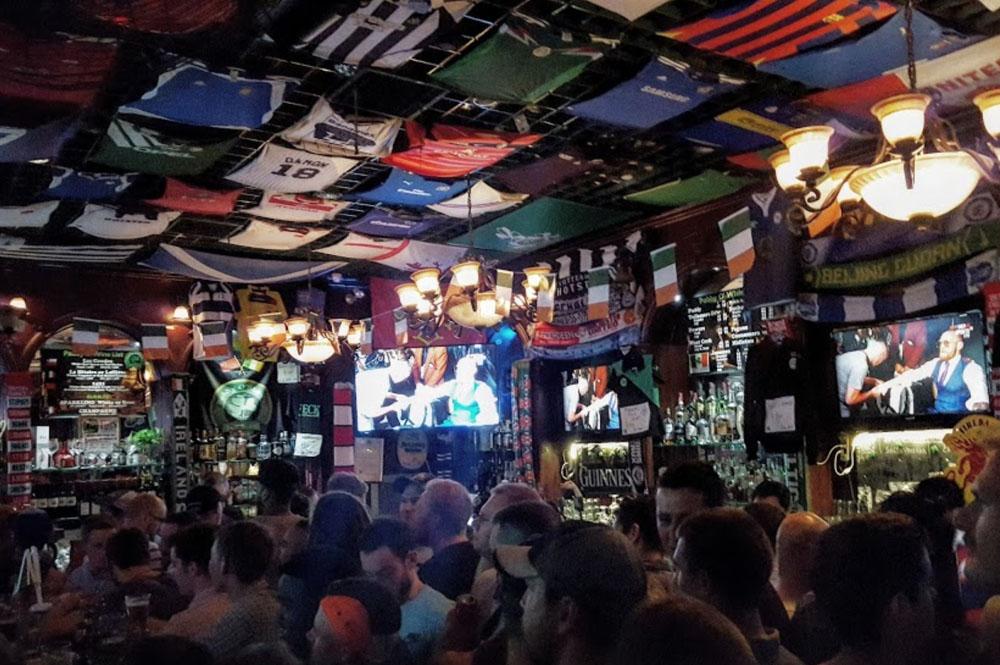 爱尔兰酒吧(东直门外大街)