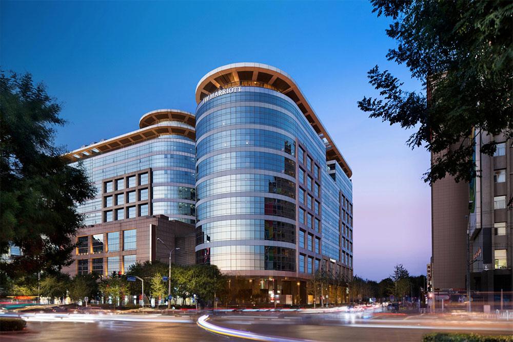 北京粵財JW萬豪酒店