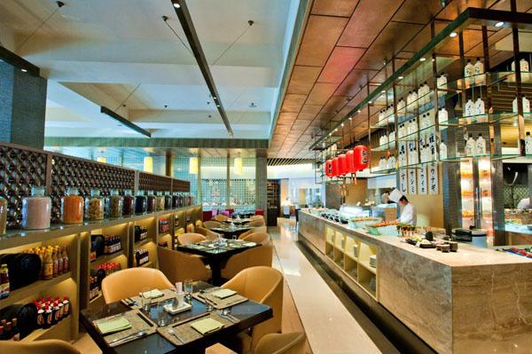 亚洲风尚餐厅