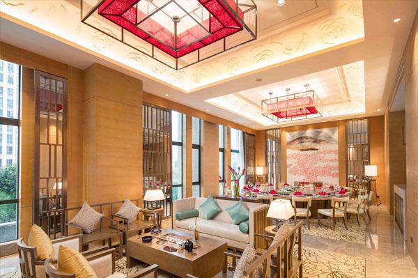沁香庭中餐厅 重庆富力假日酒店