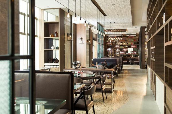 香港茶餐厅重庆万豪酒店