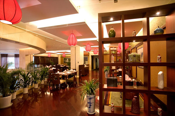 重庆长都假日酒店 金碧流香中餐厅