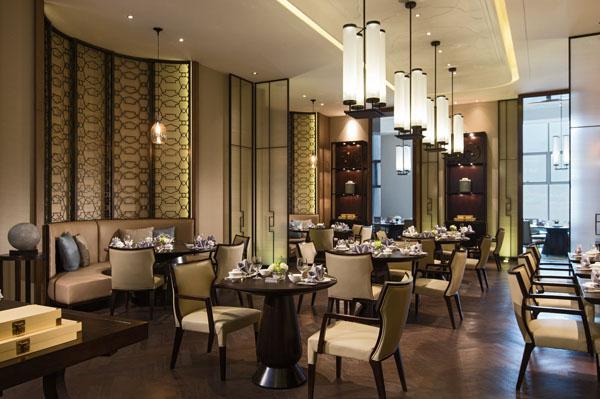 万豪中餐厅 重庆万豪酒店