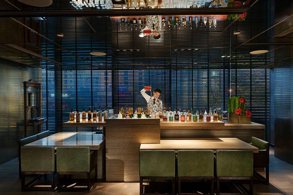 Loft 酒吧 (广州文华东方酒店)