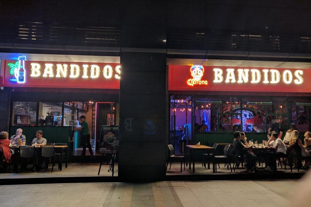 Bandidos Mexican Cantina