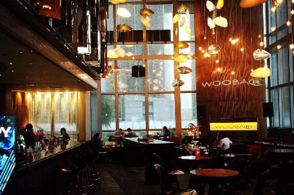 Woo Bar (广州W酒店)