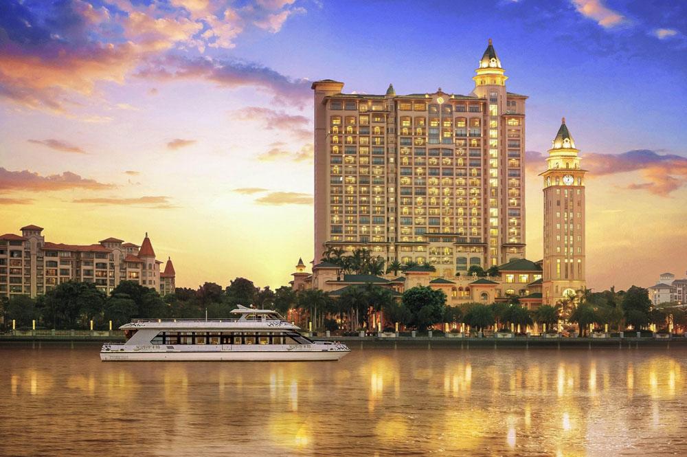 广州星河湾酒店