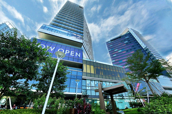 香港維港凱悅尚萃酒店