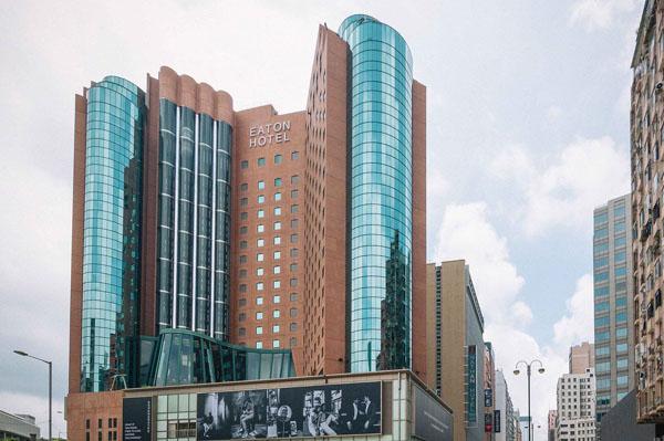 香港逸东酒店