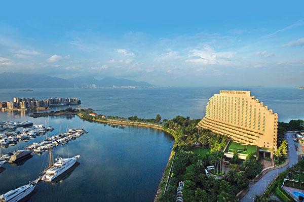 香港黄金海岸酒店