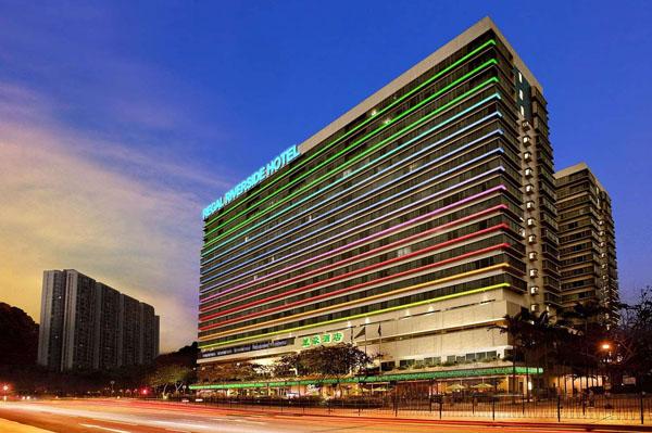 沙田丽豪酒店
