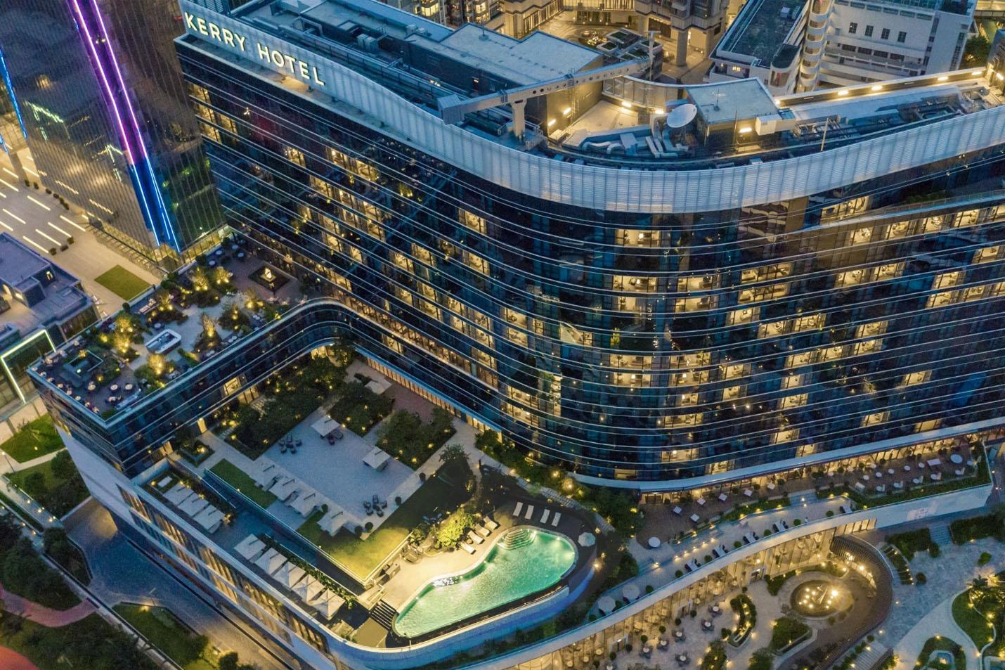 香港嘉里大酒店