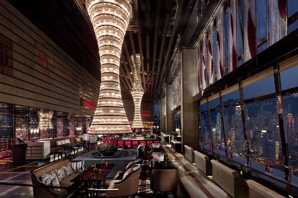 大堂酒廊(香港丽思卡尔顿酒店)