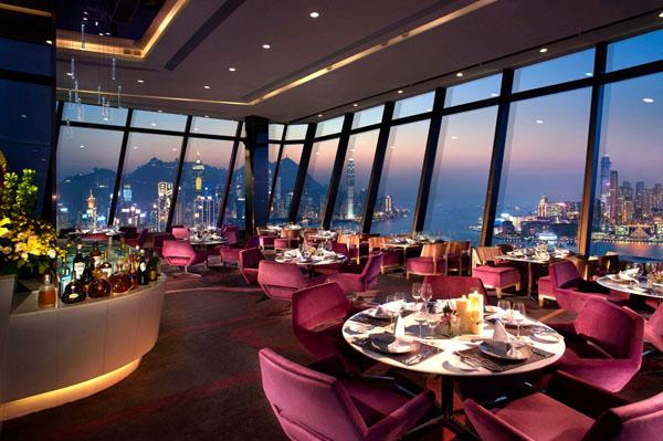 Le 188° 餐厅及酒廊