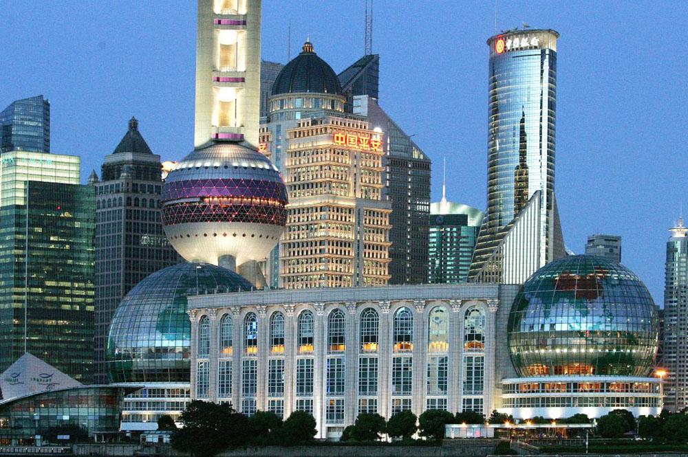 国际会议中心东方滨江大酒店