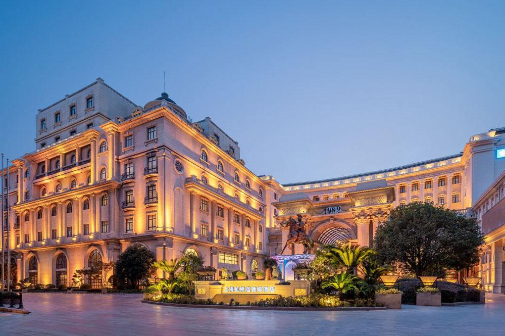 上海虹桥温德姆酒店