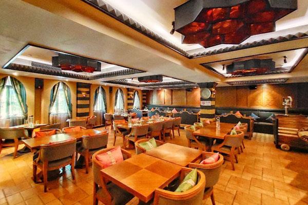 塔金摩洛哥餐厅