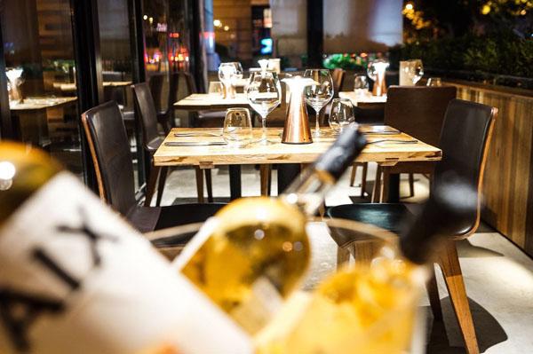 古铜法式餐厅