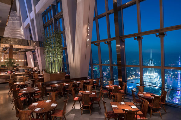 上海世纪100餐厅
