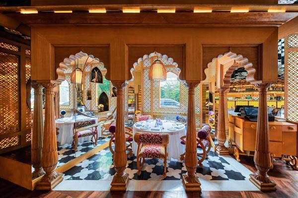 天都里印度餐厅