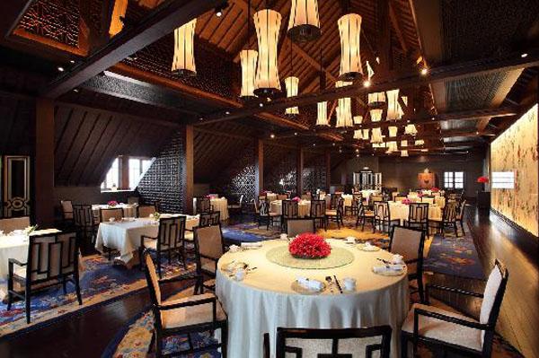 蔚景阁中餐厅
