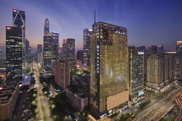 深圳温德姆至尊酒店
