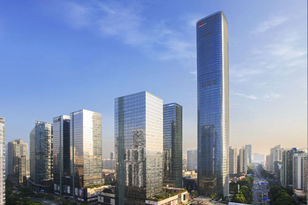 深圳中洲万豪酒店