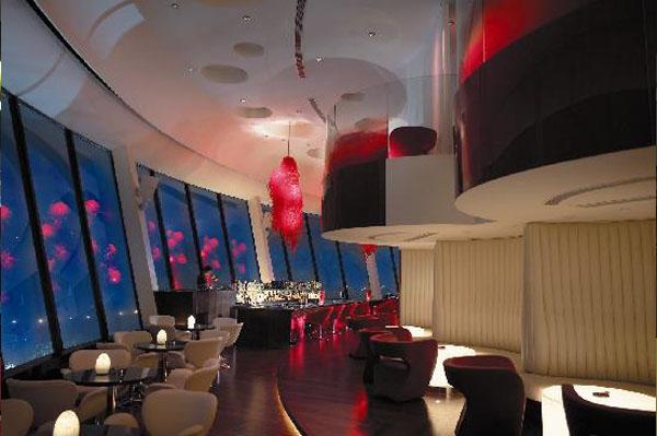 360º 酒吧、餐厅及酒廊-深圳香格里拉大酒店