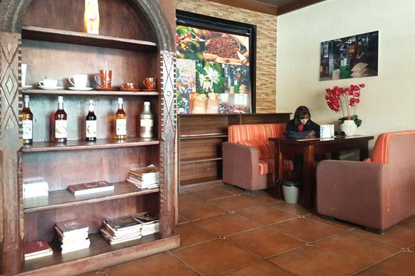 Lhasa java coffee