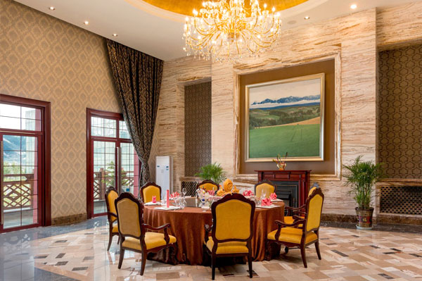 龙轩中餐厅