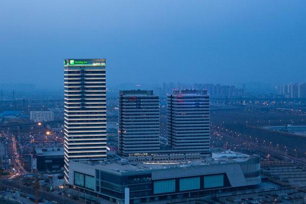 天津中北假日酒店