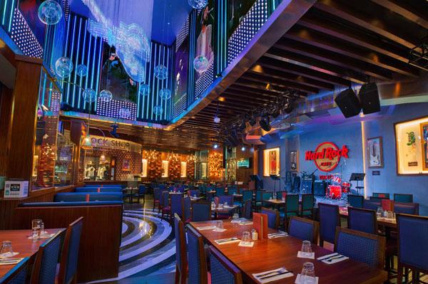 天津硬石餐厅