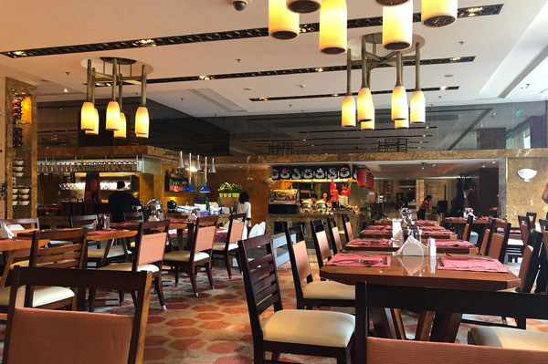 香格里拉酒店西餐廳