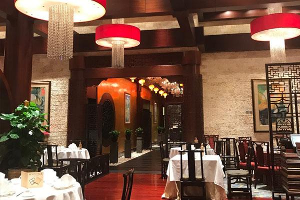天香閣中餐廳