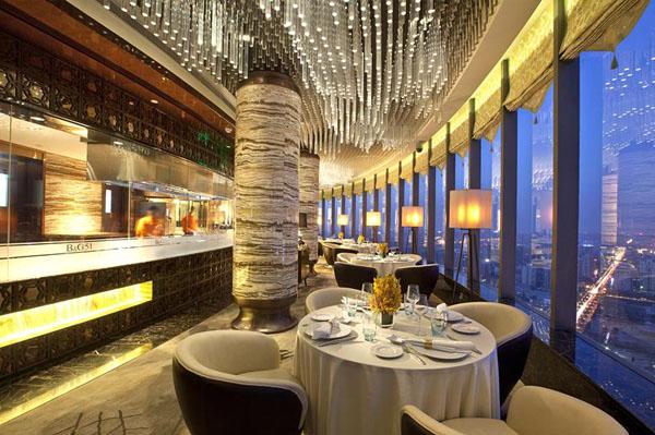 B&G51餐廳及酒吧西安皇冠假日酒店