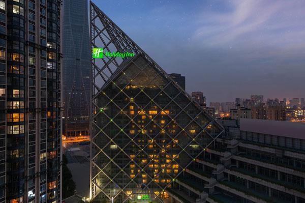 天津滨海假日酒店
