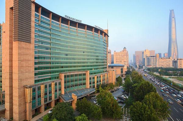 天津万丽泰达酒店及会议中心